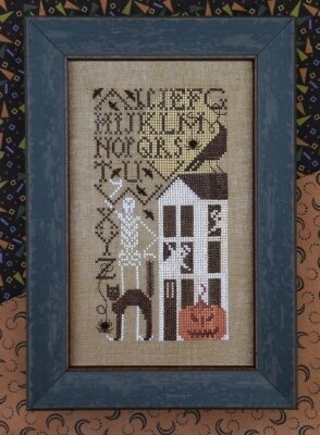 Simply Scary - Cross Stitch Pattern