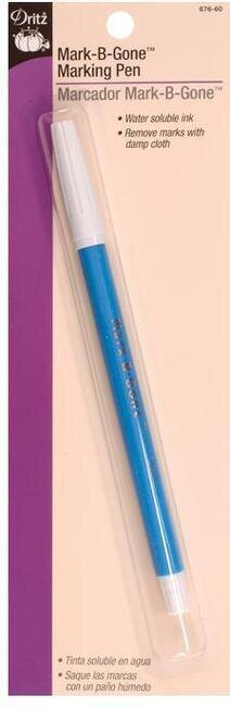 Mark-B-Gone Marking Pen - Blue