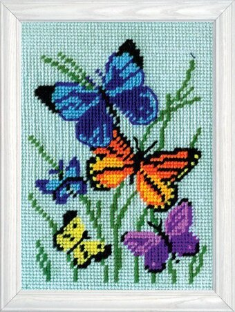 Butterfly - Needlepoint Kit