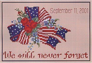 Memoriam - Cross Stitch Pattern