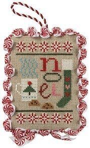 Jingles - Noel - Cross Stitch Pattern