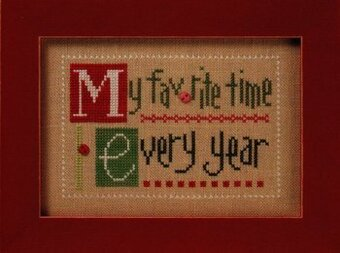 Merry Christmas by the Letter Double Flip-MERR
