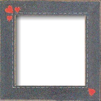 Primitive Heart Frame