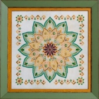 Helianthus - Cross Stitch Pattern