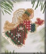 Christmas Angel 2004 (Beaded Kit)