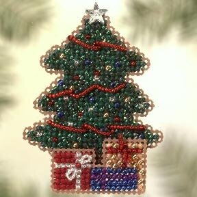 Gifts Galore 2005 - Beaded Cross Stitch Kit