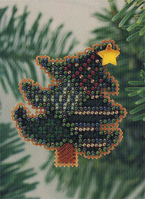 Tipsy Tree (Beaded Kit)