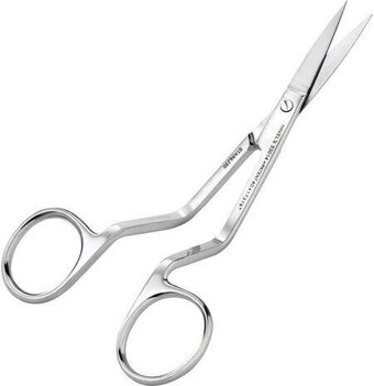 "Double Curved Applique Scissors 5.75"" - Pointed Tips"