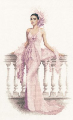 Gabriella - Cross Stitch Pattern