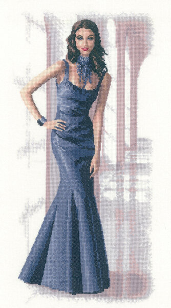 Isabella (John Clayton) - Cross Stitch Pattern