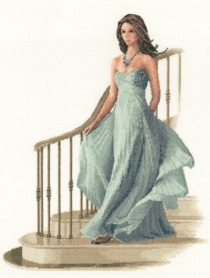 Louisa - Cross Stitch Pattern