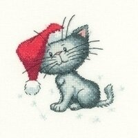 Santa Paws - Cross Stitch Pattern