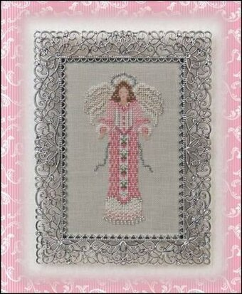 Cherish Angel - Cross Stitch Pattern