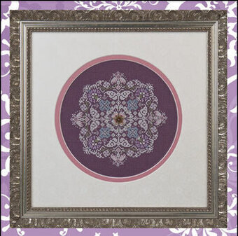 Snowflowers - Cross Stitch Pattern