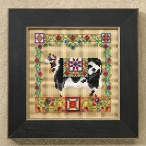 Clarissa Cow - Cross Stitch Kit