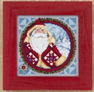 Kris Kringle Cross Stitch Kit