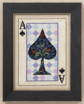 Ace - Cross Stitch Kit