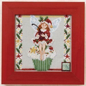 Cupcake Fairy - Cross Stitch Kit