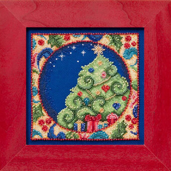 Tree (Jim Shore) - Cross Stitch Kit