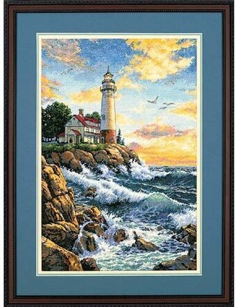 Rocky Point - Cross Stitch Kit