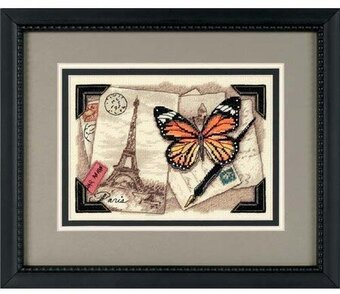 Travel Memories - Cross Stitch Kit