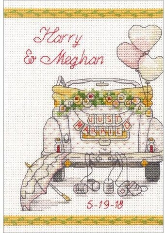 Wedding Day - Cross Stitch Kit