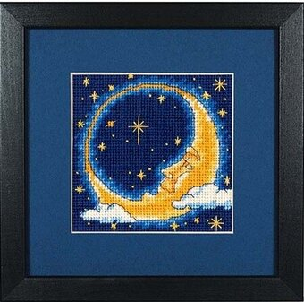 Moon Dreamer - Needlepoint Kit