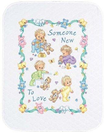 Baby Quilts - Cross Stitch Patterns & Kits - 123Stitch.com