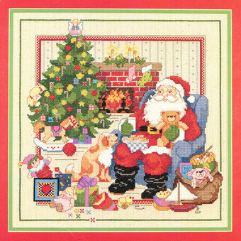 The Best of Christmas - Cross Stitch Pattern