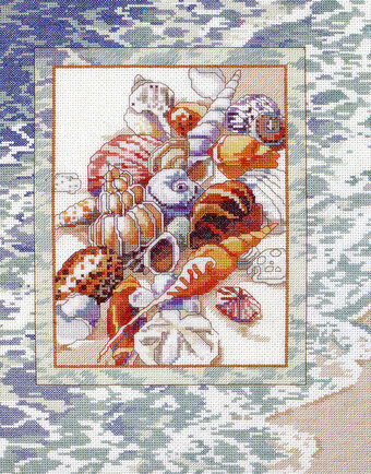 Tranquility - Cross Stitch Pattern
