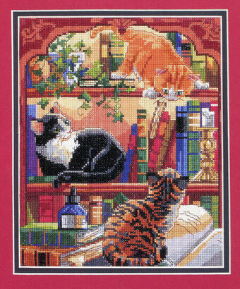Curiosity - Cross Stitch Pattern