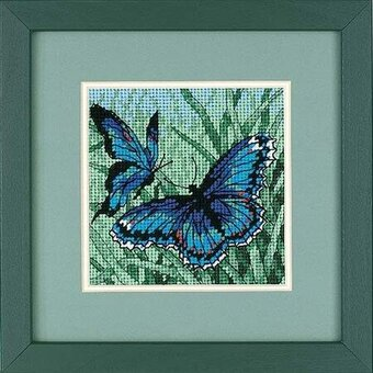 Butterfly Duo - Needlepoint Kit