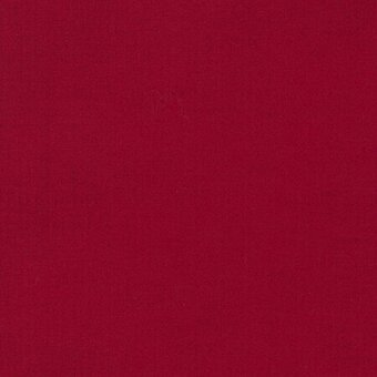 Kona Solid 100% Cotton Fabric Half Yard - Rich Red