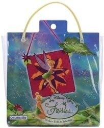 Disney Fairies - Tinker Bell Learn To Stitch Needlepoint Kit
