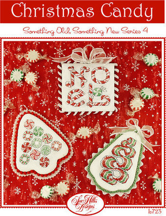 Christmas Candy - Cross Stitch Pattern