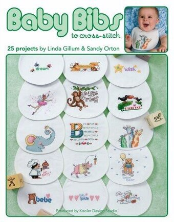 Baby Bibs to Cross Stitch - Cross Stitch Pattern