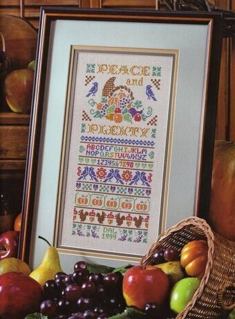 Best of Cross Stitch Basics, The - Cross Stitch Pattern