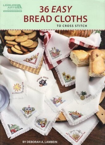 36 Easy Breadcloths - Cross Stitch Pattern