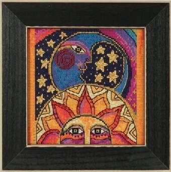 Celestial Joy - Cross Stitch Kit