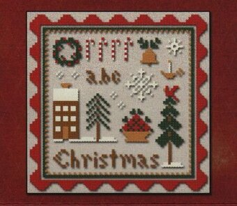 Spot Of Christmas - Cross Stitch Pattern