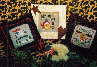 Tiny Tidings III - Cross Stitch Pattern