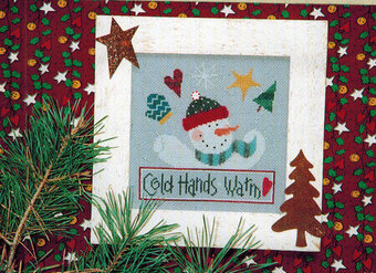 Cold Hands Warm Heart - Cross Stitch Pattern