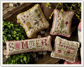 Summer Smalls - Cross Stitch Pattern