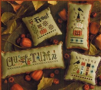 Autumn Smalls - Cross Stitch Pattern