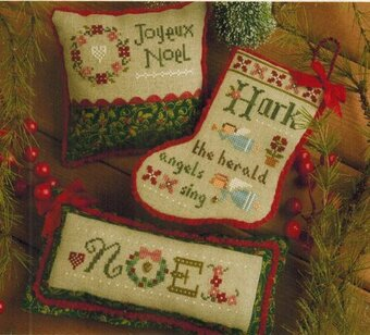 Flora McSample Treats 2017- Cross Stitch Pattern