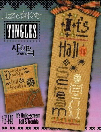 Tingles - It's Hallo-Scream/Toil & Trouble