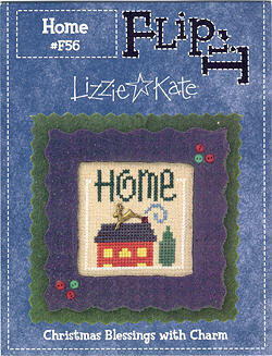 Home - 12 Blessings of Christmas - Cross Stitch Pattern