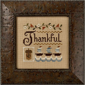 A Little Thankful - Cross Stitch Kit