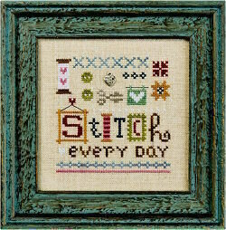 A Little Stitch - Cross Stitch Kit