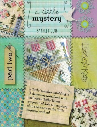 A Little Mystery Sampler Part 2